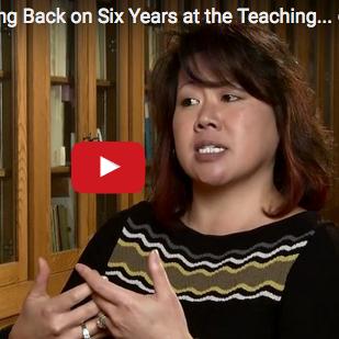 Stephanie Chu video interview